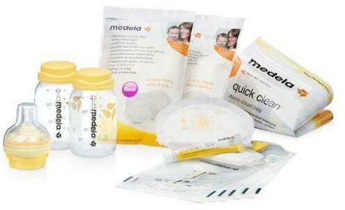 Medela Breastfeeding Starter Kit - szybka wysyłka!