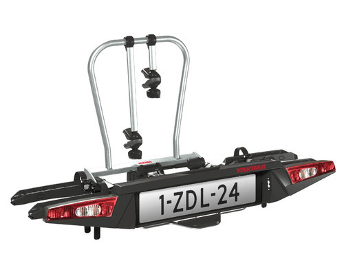 Yakima FoldClick 2 - bagażnik na hak, na 2 rowery