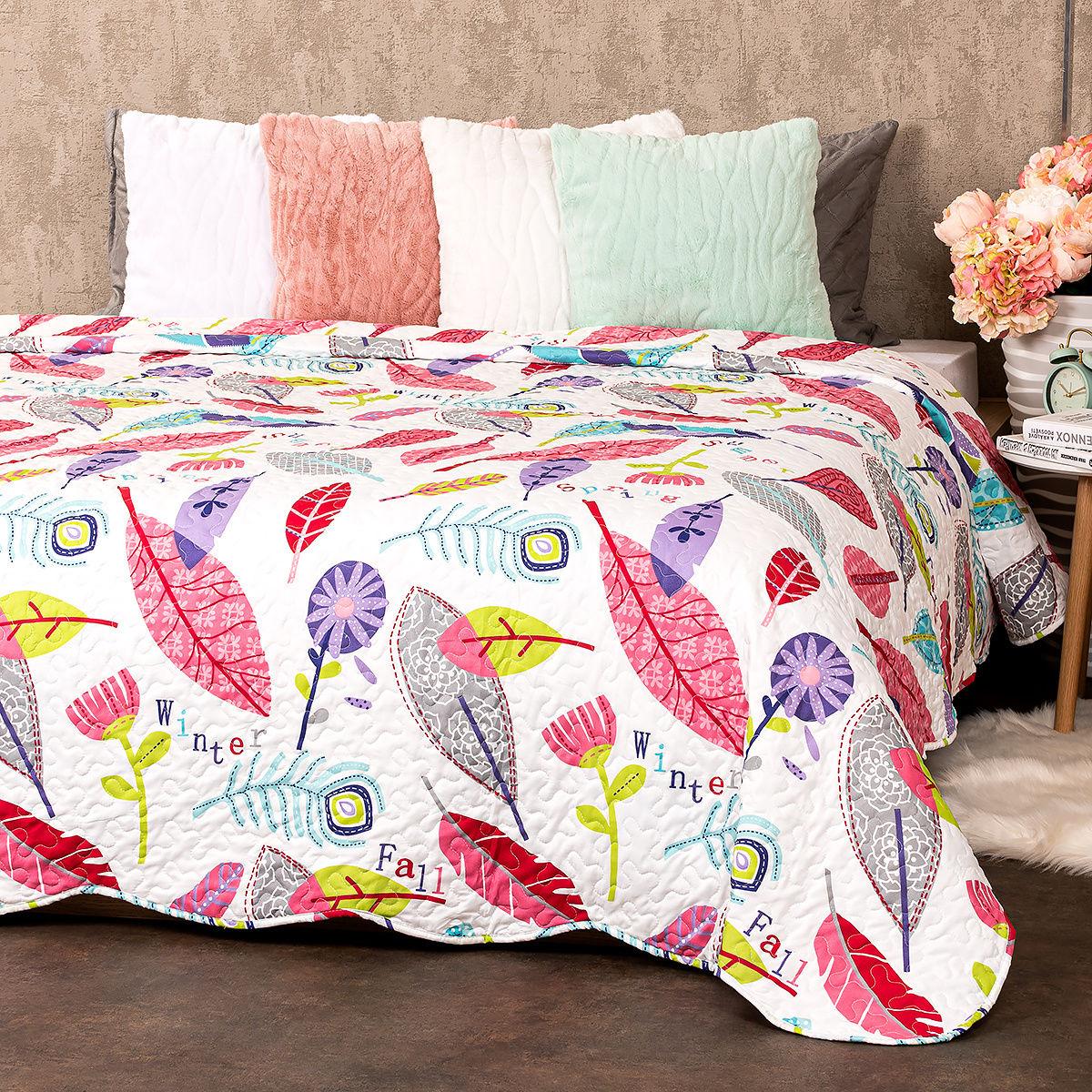 4Home Narzuta na łóżko Karine, 140 x 200 cm, 140 x 220 cm