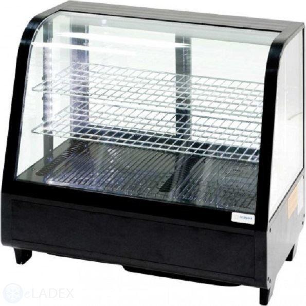 Szafa chłodnicza INOX GNC-740 CEBEA - czarny