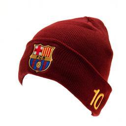 FC Barcelona - czapka zimowa Messi