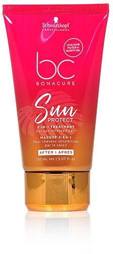 Schwarzkopf BC Sun Protect Maska do włosów, z filtrami UV 150 ml