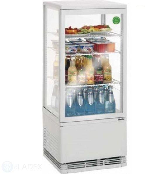 Szafa chłodnicza INOX GNC-740 CEBEA