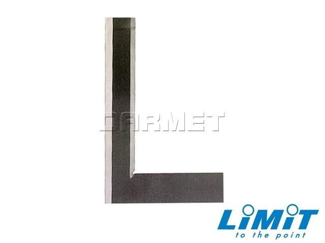 Kątownik warsztatowy krawędziowy; 150x100 mm - Limit (5217-1303)