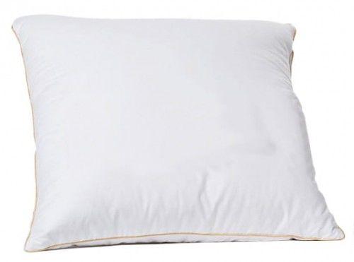 Poduszka puchowa ekskluzywna TRZYKOMOROWA biała Piórex