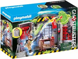 PLAYMOBIL Ghostbusters 70318 Play Box Ghostbusters, od 4 lat