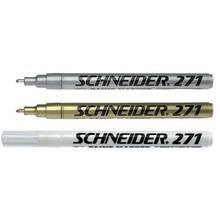 Marker olejowy SCHNEIDER MAX 271 czarny - X01118