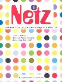 Netz 1 Podręcznik do języka niemieckiego dla klasy 4