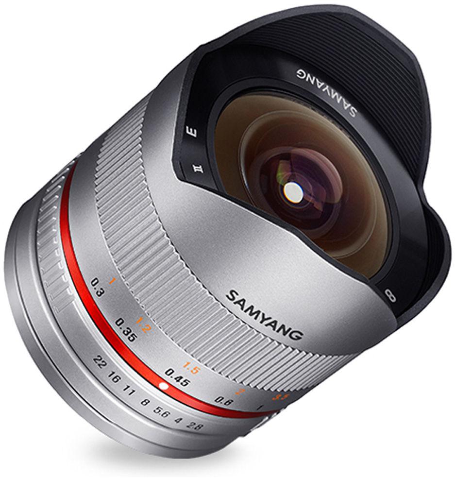 Obiektyw Samyang 8mm F/2.8 Fisheye Samsung NX