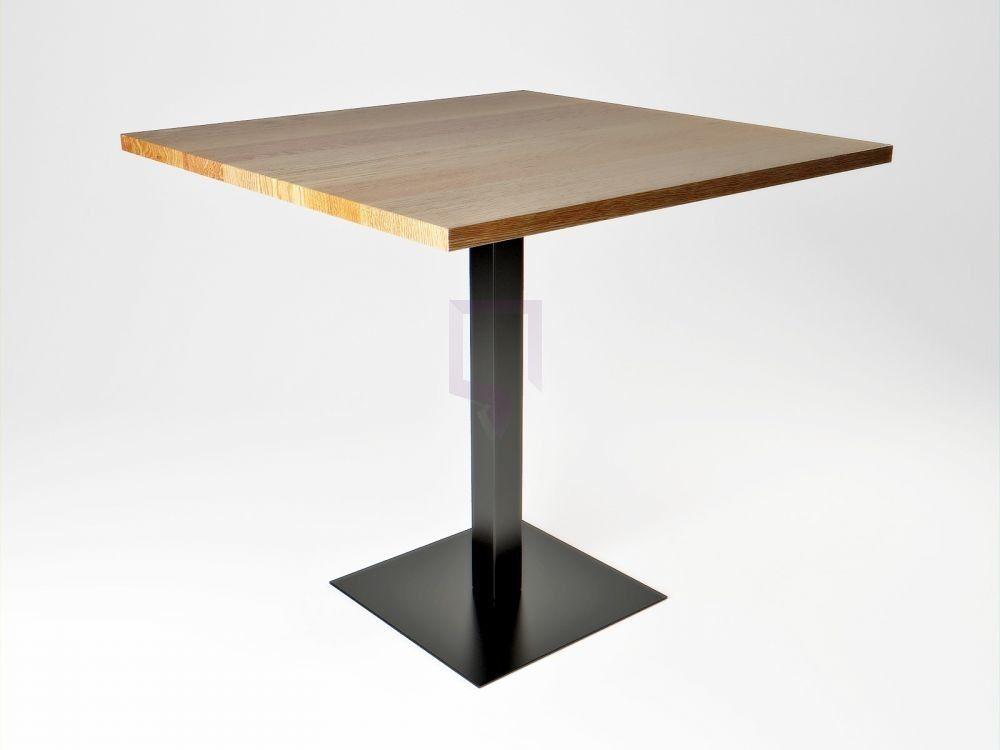 Stół kwadratowy Cali Oak 80 x 80