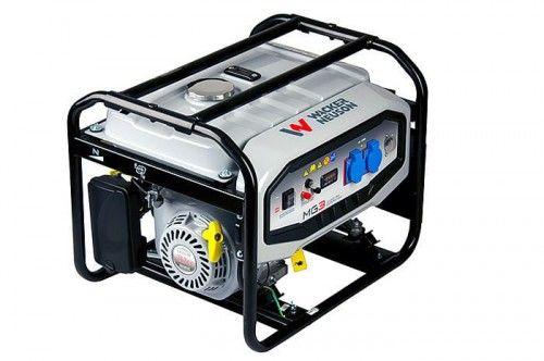 Agregat prądotwórczy, generator WACKER NEUSON MG3