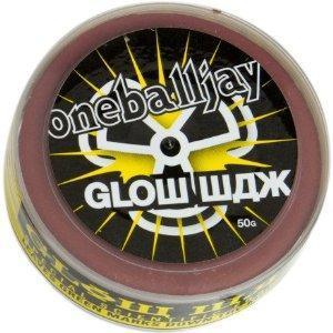 Oneballjay GLOW WAX brown wosk do nart