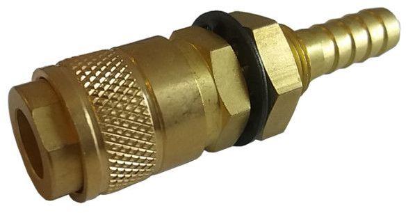 Szybkozłączka - gniazdo Typ 21 na wąż 8 mm (neutralna)