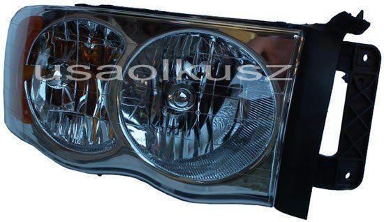 Reflektor prawy RAM 1500 2002-2006