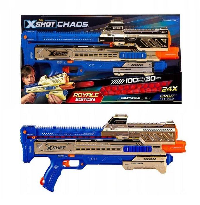 Pistolet Zuru X Shot 36414 Royale edition
