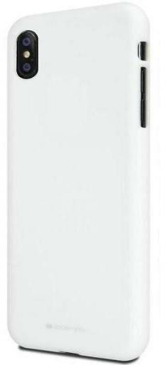 Mercury Soft Feeling Samsung Galaxy S8+ (biały)
