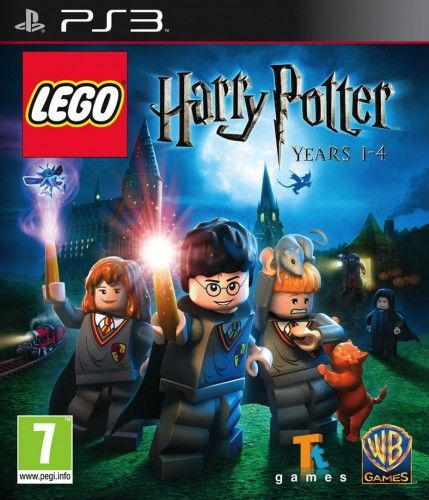 LEGO Harry Potter 1-4 PS 3