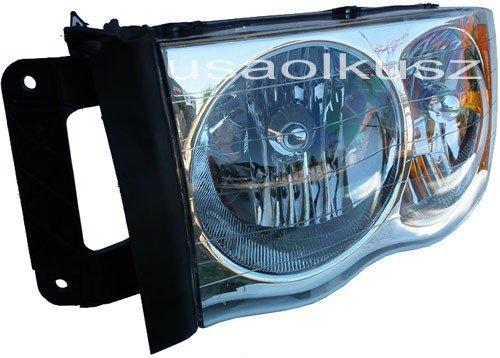 Reflektor lewy RAM 1500 2002-2006