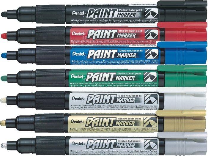 Marker olejowy Pentel MMP20