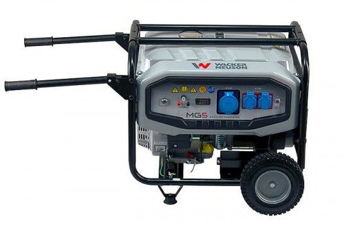 Agregat prądotwórczy, generator WACKER NEUSON MG5