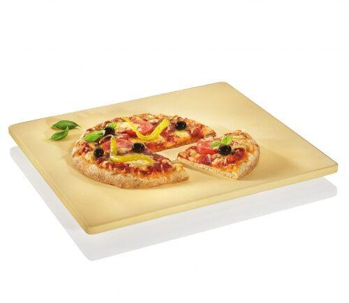 kamień do pizzy, na nóżkach, 40,5x35,5 cm