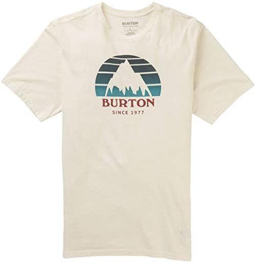 Burton męska koszulka Underhill Stout White XS