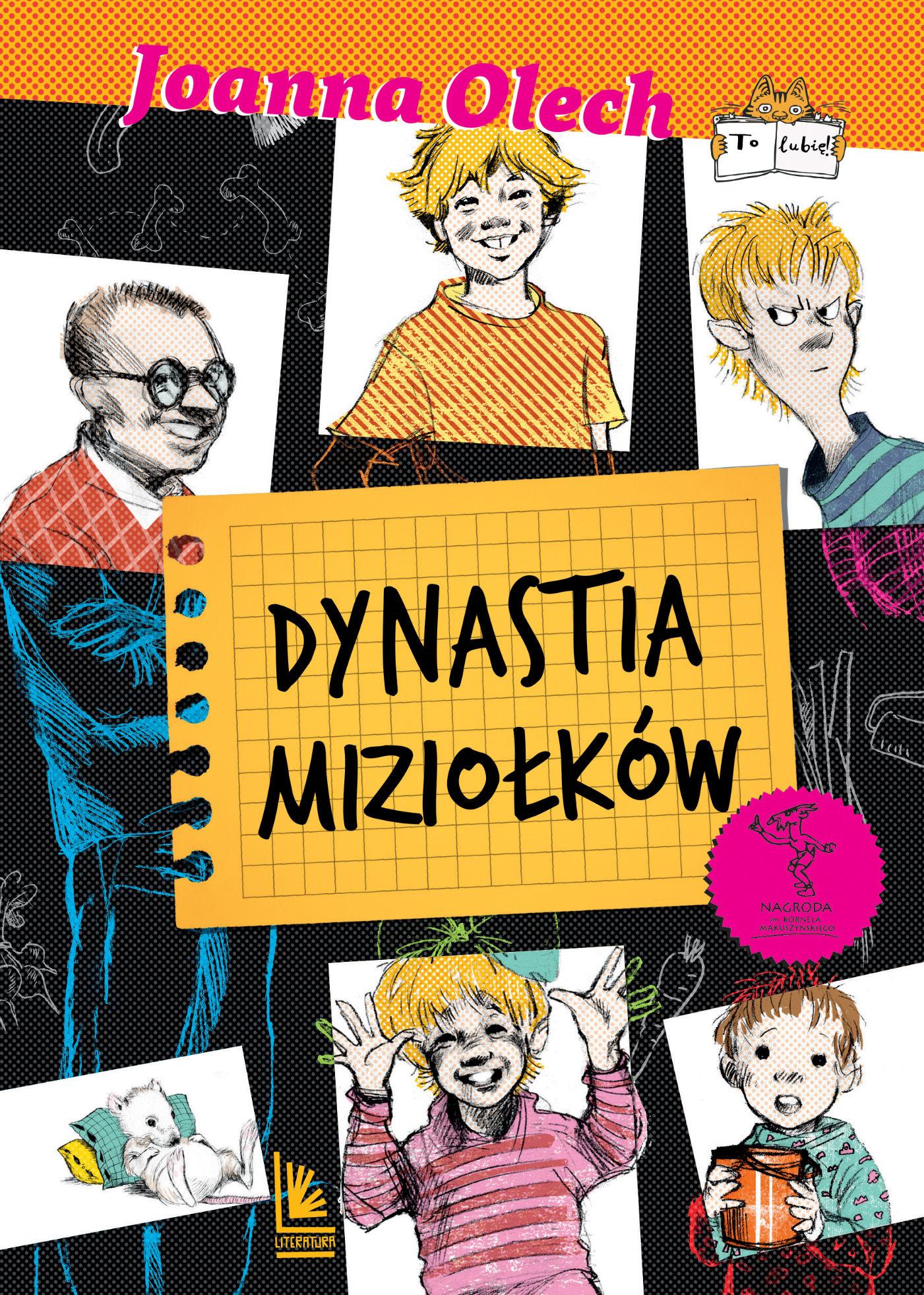 Dynastia Miziołków - Joanna Olech - ebook