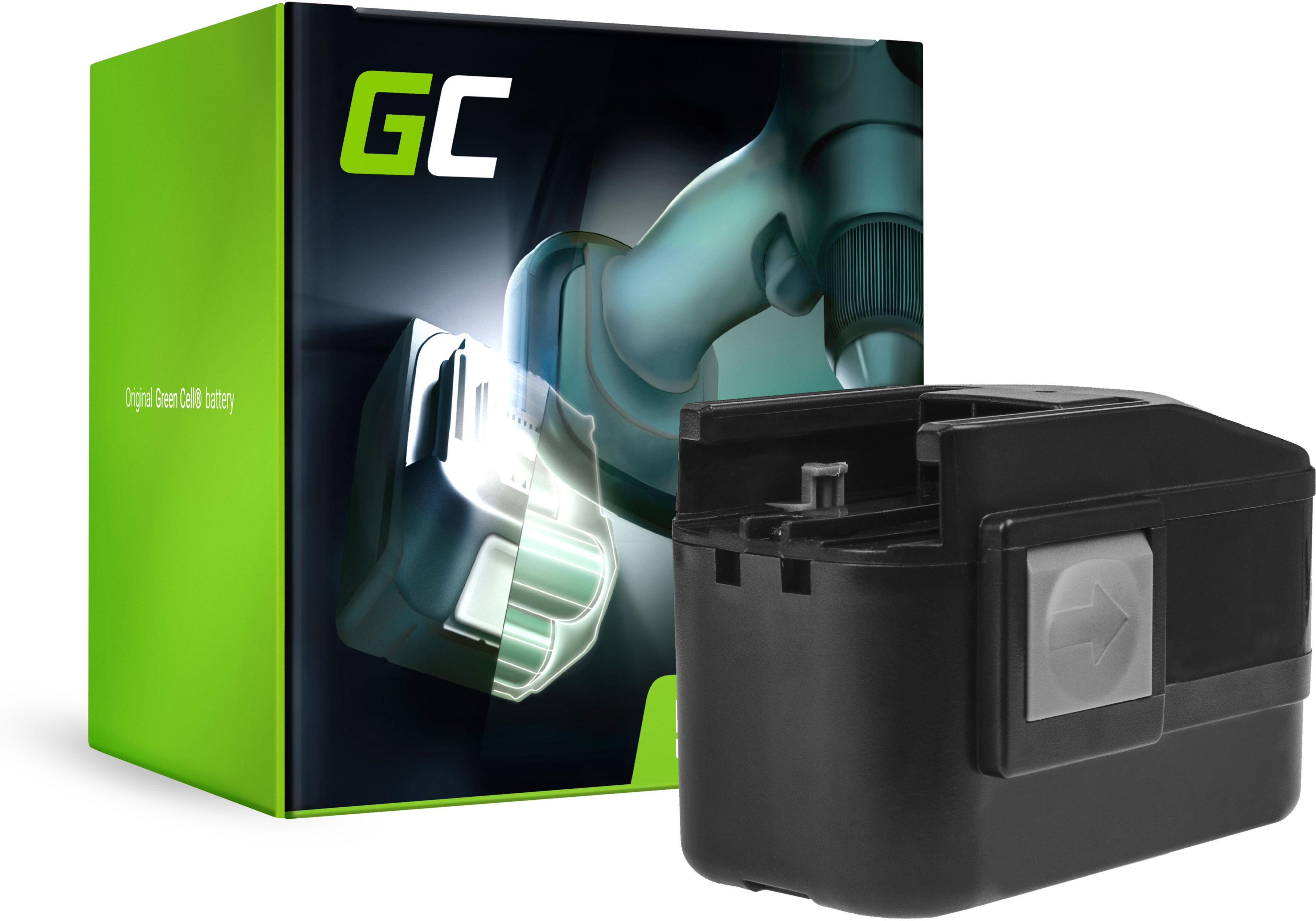 Bateria Green Cell (3.3Ah 14.4V) MXS14.4 48-11-1014 do AEG BBM 14 STX BDSE 14 STX SB2E 14 STX Milwaukee LOKTOR P 14.4 TX