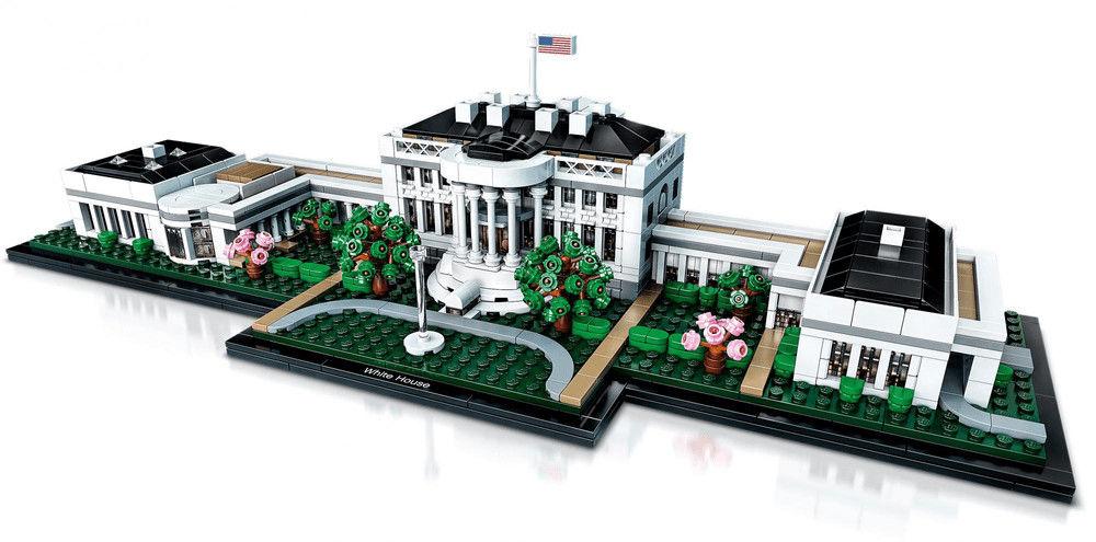 LEGO Architecture 21054 18+ Biały Dom