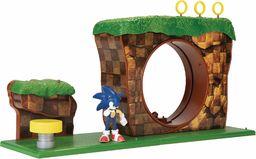 Jakks Pacific - Sonic The Hedgehog Green Hill Zone Playset CS (Net)