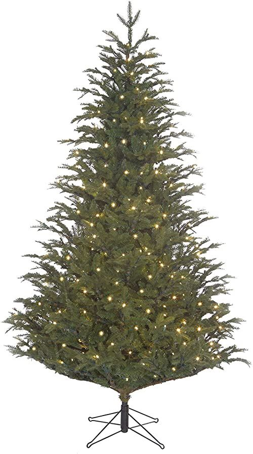 Black Box Trees Frasier Choinka LED zielona 168L TIPS 890-h120xd94 cm, Pvc/Pe, 120