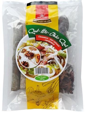 Mieszanka przypraw do zupy Pho - anyż, cynamon, kardamon 100g