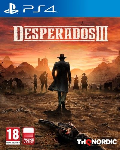 Desperados III PS 4