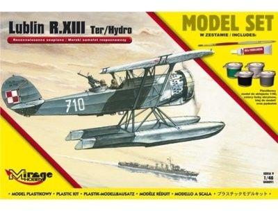 Morski samolot Lublin R.XIII set