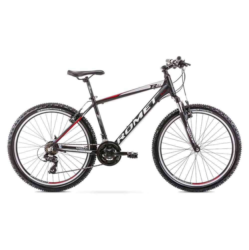 Rower Romet Rambler 6.1 26 R14 S Me 2021 czarny p