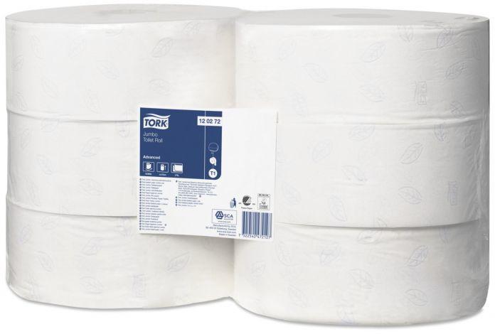 Papier Toaletowy Tork Jumbo Advanced
