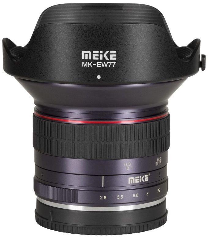 Obiektyw Meike MK-12mm F2.8 do Sony E