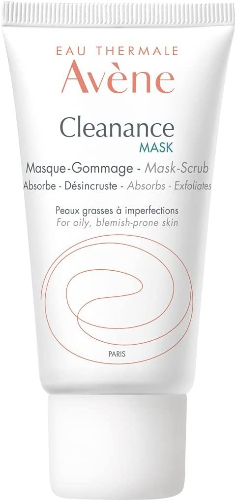 Clean Scrub by Avene dla kobiet - 400 ml maska