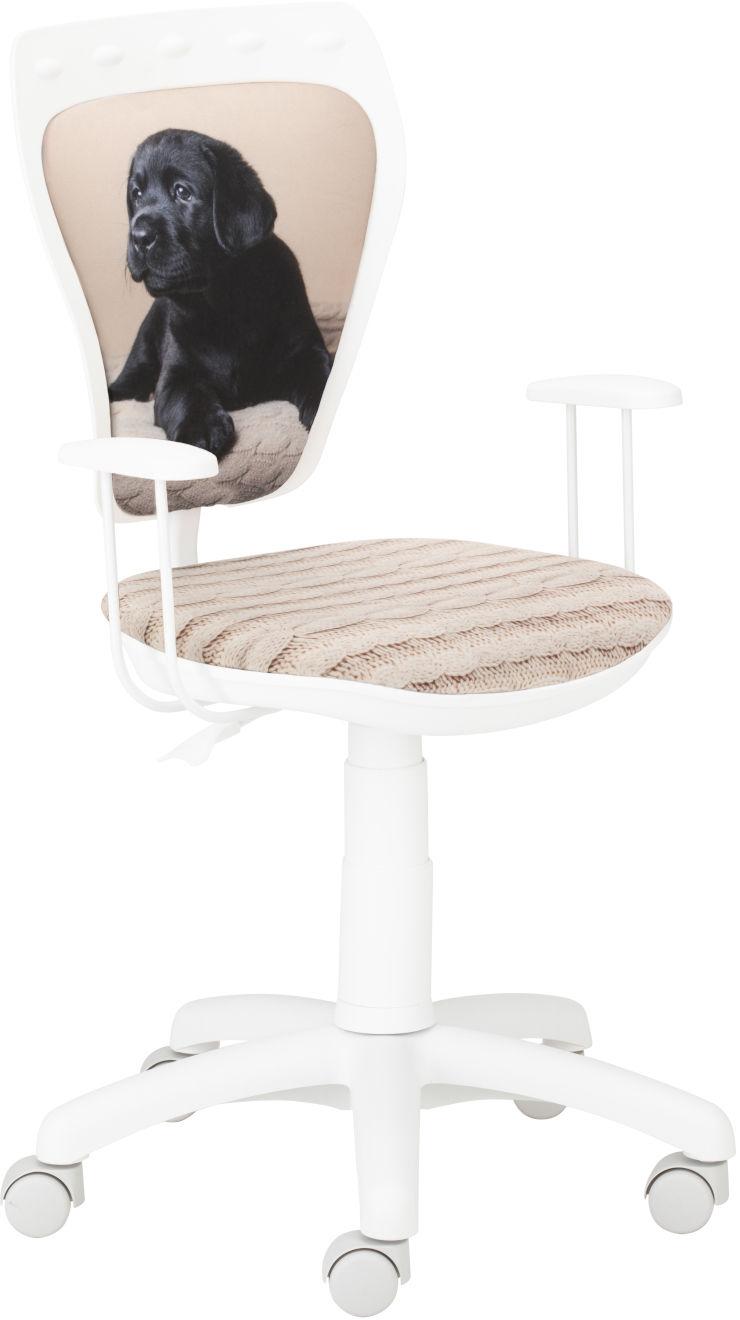 Krzesło Ministyle White Labrador