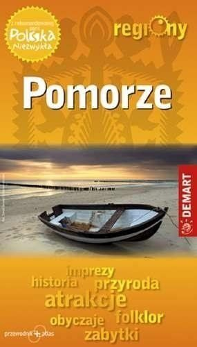 Przewodnik turystyczny - Pomorze - praca zbiorowa