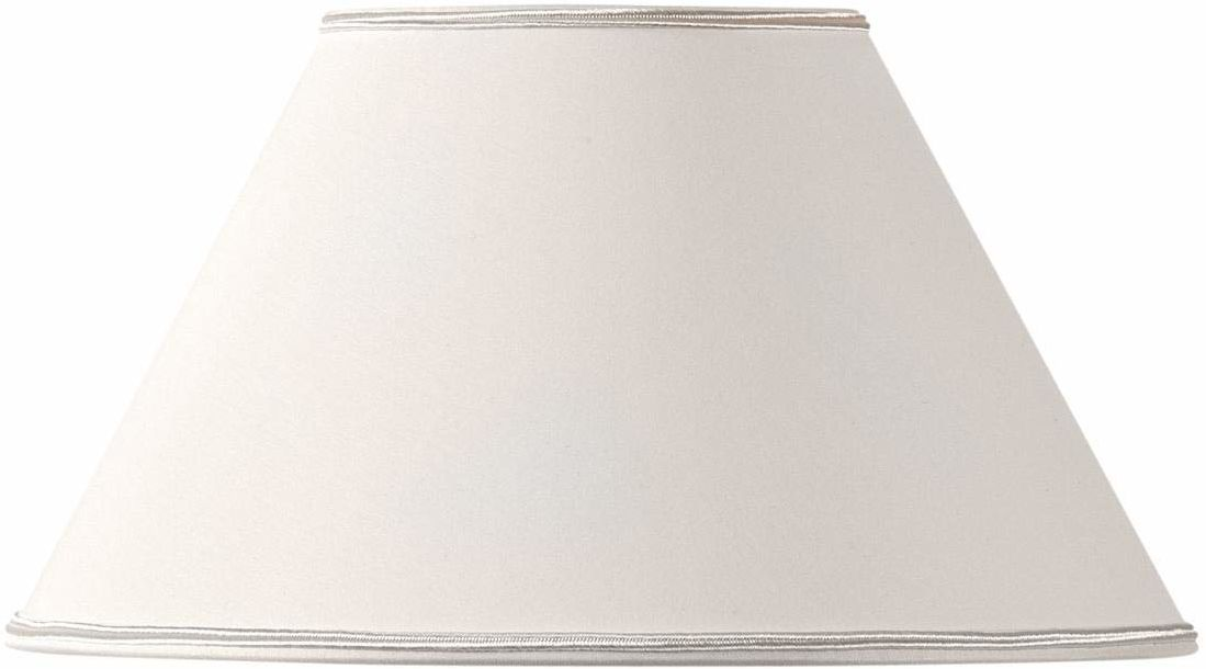 Klosz lampy, styl wiktoriański, Ø 45 x 19 x 27 cm