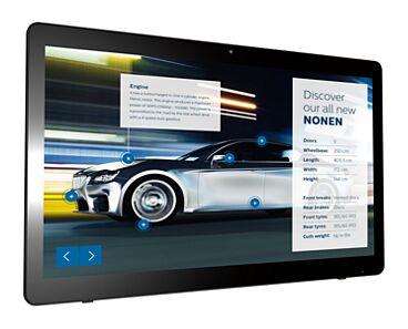 Monitor wielodotykowy Philips 24BDL4151T/00 - MOŻLIWOŚĆ NEGOCJACJI - Odbiór Salon Warszawa lub Kurier 24H. Zadzwoń i Zamów: 504-586-559 !