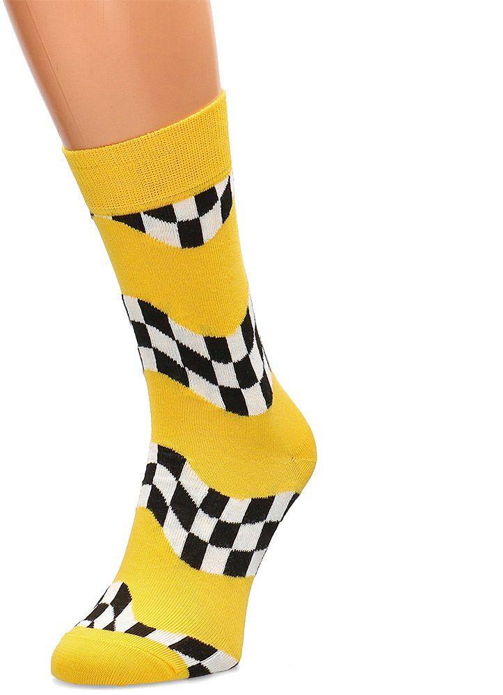 Happy Socks - Skarpety Unisex - RAC01-2200