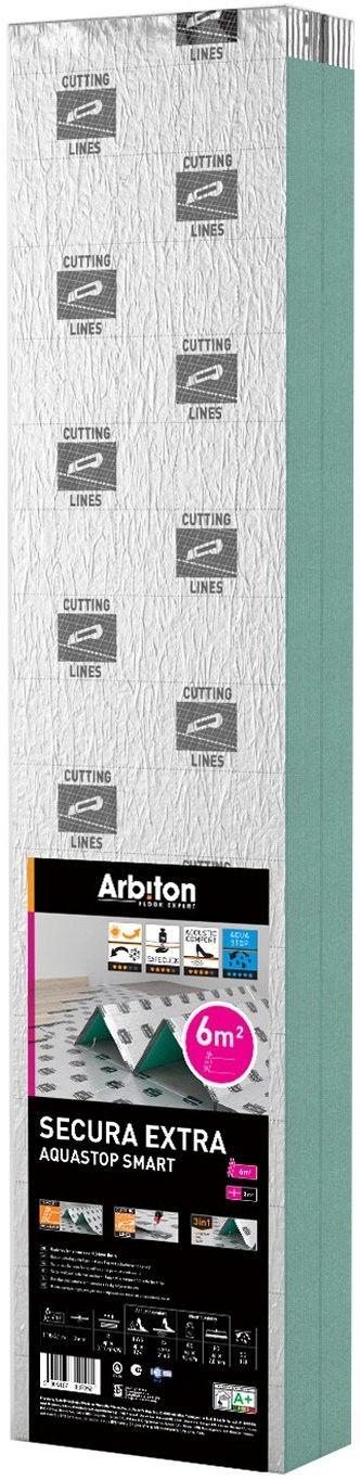 Podkład pod panele Arbiton Aquastop Extra 3 mm 6 m2