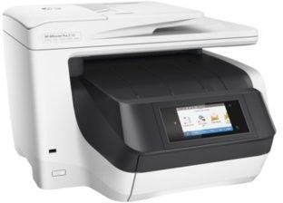 HP OfficeJet Pro 8730 drukarka atramentowa all-in-one, Wi-Fi (4 w 1)