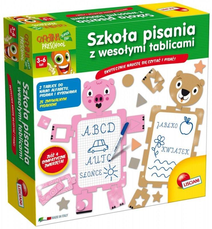 Karotka Szkoła pisania P50727 LISCIANI (304-P50727)
