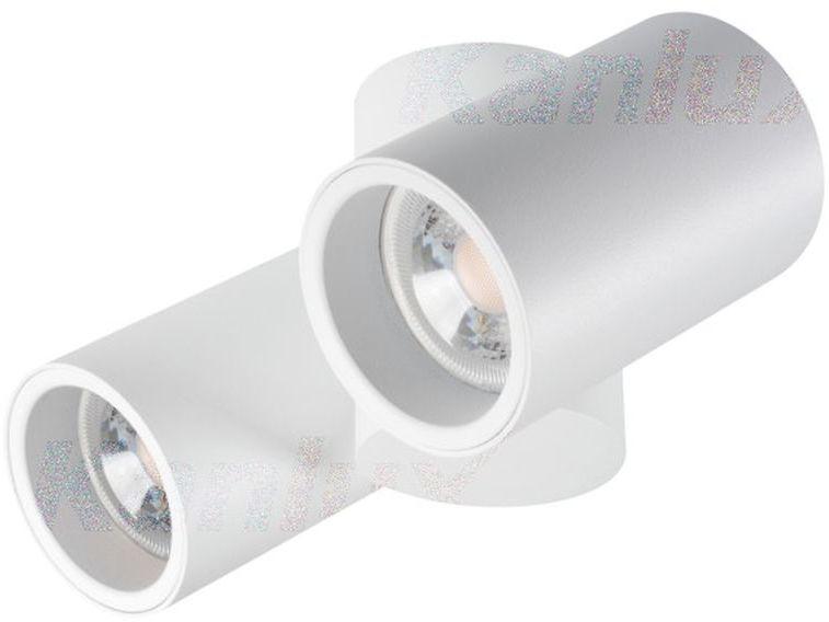 Oprawa punktowa sufitowa GU10 2x10W BLURRO GU10 CO-W biały 32953