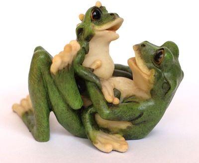 Żabki mama z dzieckiem prezent dla matki