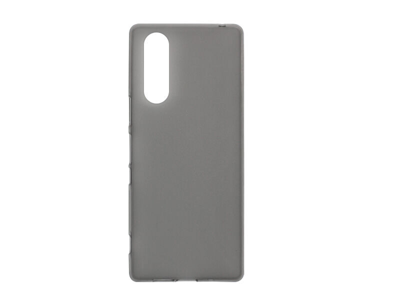 Sony Xperia 5 - etui na telefon FLEXmat Case - czarny