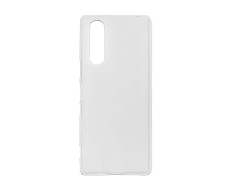 Sony Xperia 5 - etui na telefon FLEXmat Case - biały